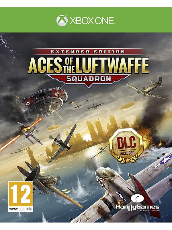 Image of   Aces of the Luftwaffe: Squadron - Microsoft Xbox One - Action