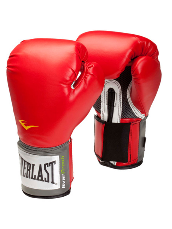 Image of   Everlast 8oz Red(Youth) - Pro Style traning Gloves