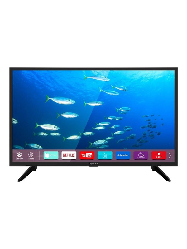 "Image of   Kruger & Matz 32"" Fladskærms TV A-32SHD10 - LED - 720p -"