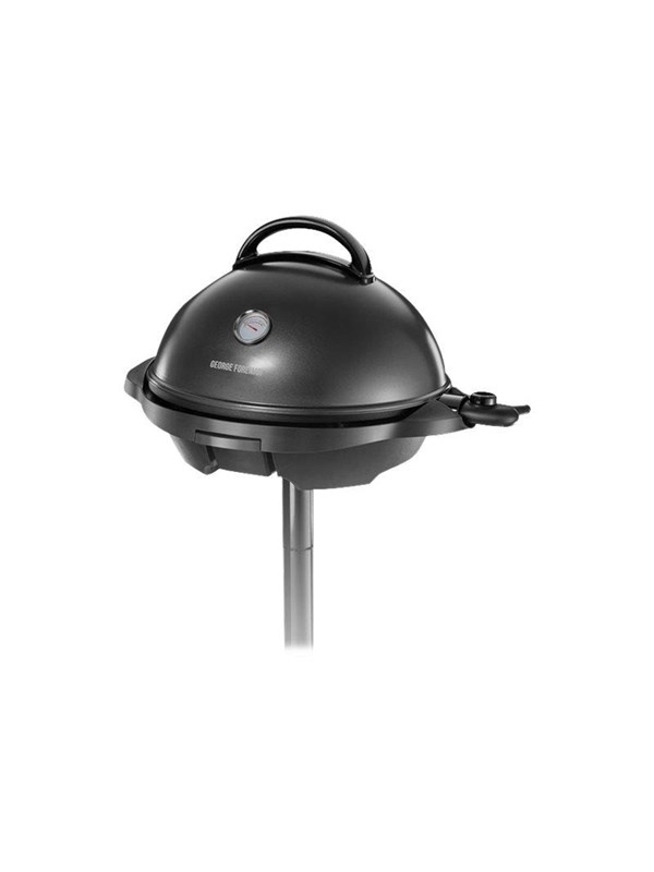 Image of   George Foreman 22460-56 Indoor Outdoor - grill - black