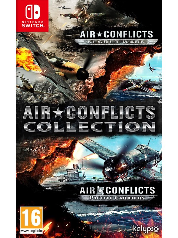 Image of   Air Conflicts Collection - Nintendo Switch - Simulator