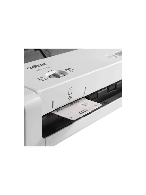 Image of   Brother ADS-1200 - document scanner - portable - USB 3.0 USB 2.0 (Host)