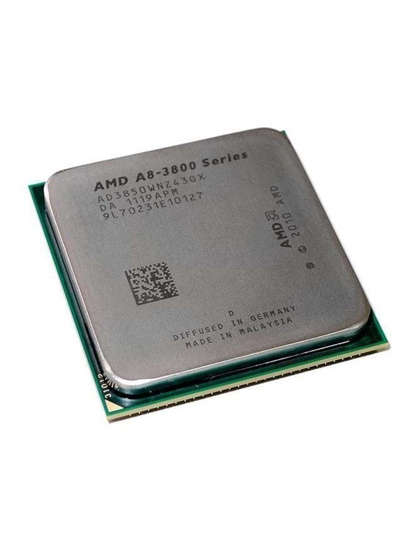 Image of   AMD A12-9800 CPU - 4 kerner 3.8 GHz - AMD AM4 - Bulk (ingen køler)