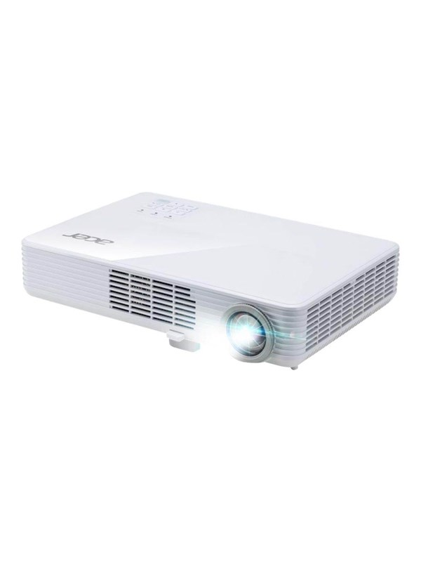 Image of   Acer Projektor PD1320Wi - DLP projector - portable - 3D - Wi-Fi - 1280 x 800 - 2000 ANSI lumens