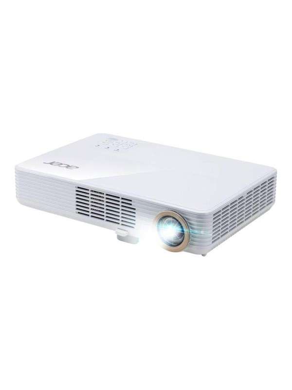 Image of   Acer Projektor PD1520i - DLP projector - portable - 3D - Wi-Fi - 1920 x 1080 - 2000 ANSI lumens