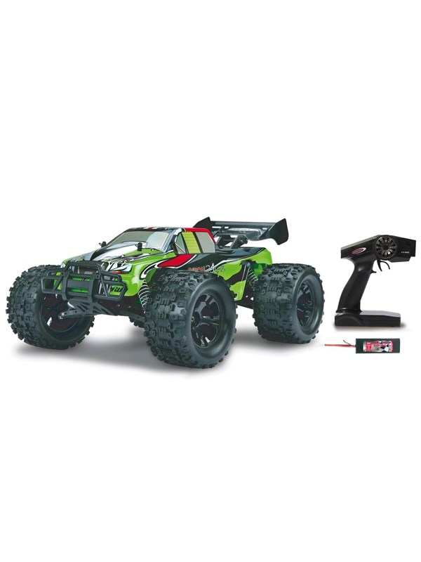 Image of   Jamara Akron Monstertruck 1:10 BL 4WD Lipo 2.4G Wheelybar