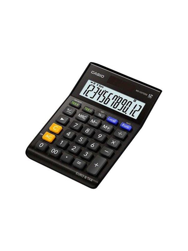 Image of   CASIO MS-120 TER II - desktop calculator
