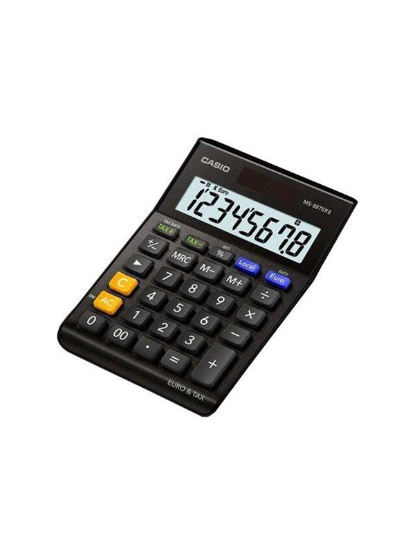 Image of   CASIO MS-88TERII - desktop calculator