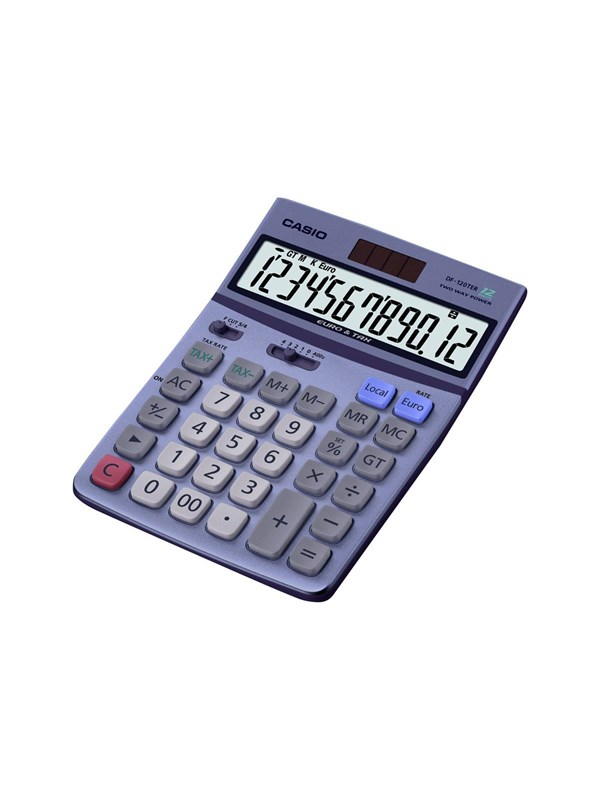 Image of   CASIO DF-120 TER II - desktop calculator