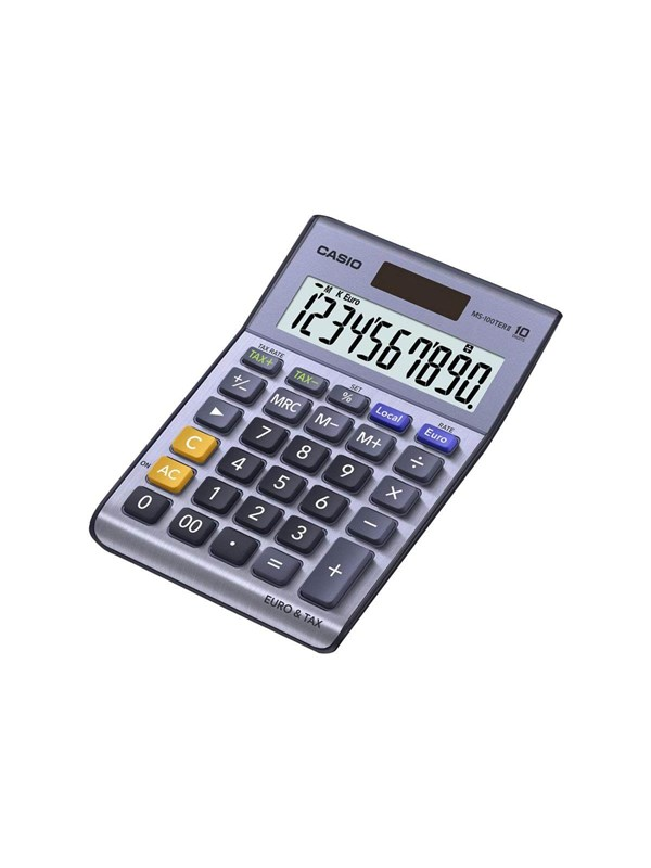Image of   CASIO MS-100 TER II - desktop calculator