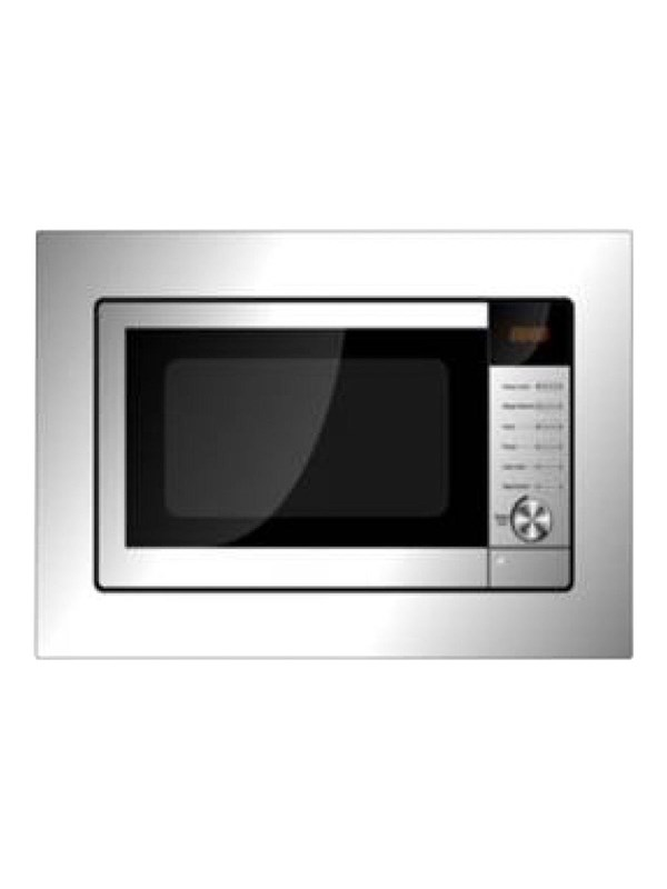 Image of   Amica EMW 13184 E - microwave oven with grill - built-in - stainless steel