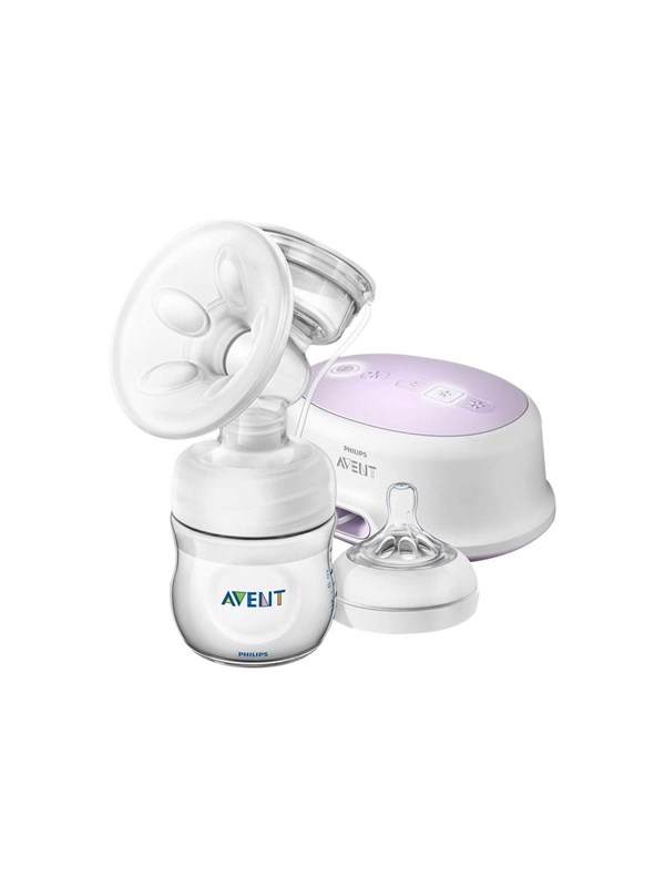 Image of   Philips AVENT Electric Single Breast Pump