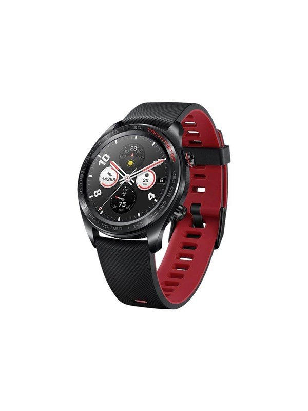 Image of   Honor Watch Magic black/red
