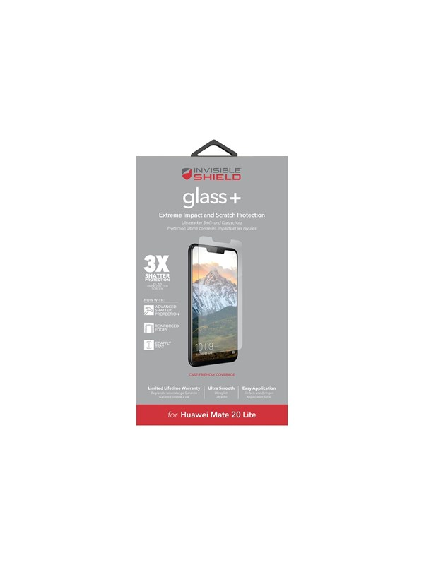 Image of   Zagg InvisibleShield Glass+ Huawei Mate 20 Lite