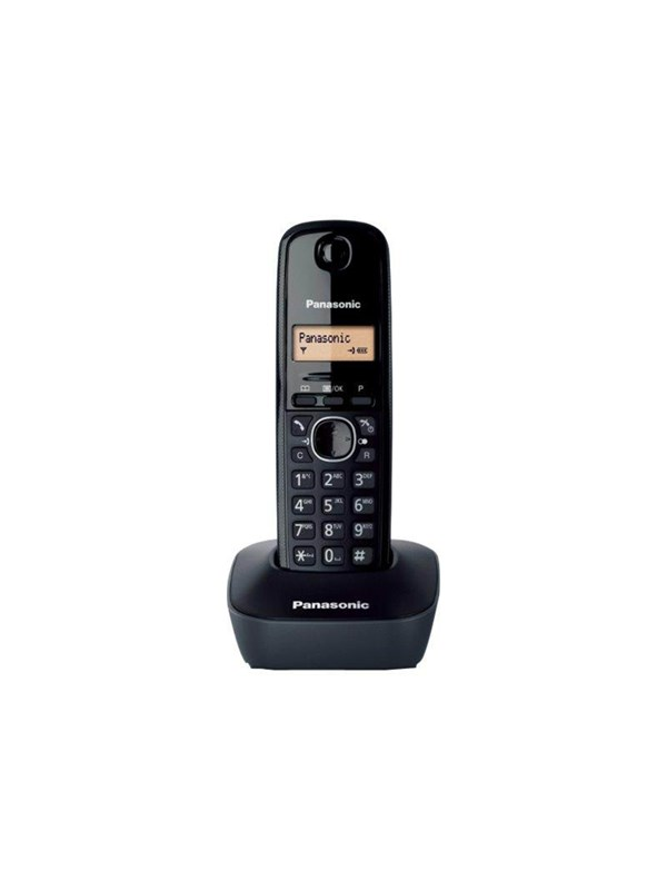 Image of   Panasonic KX-TG1611 - cordless phone with caller ID