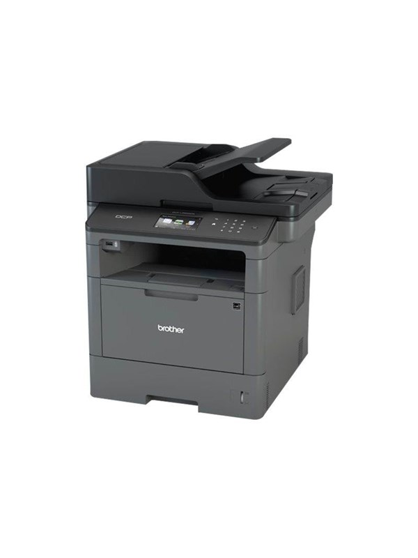 Image of   Brother DCP-L5500DN - multifunction printer - B/W Laserprinter Multifunktion - Monokrom - Laser