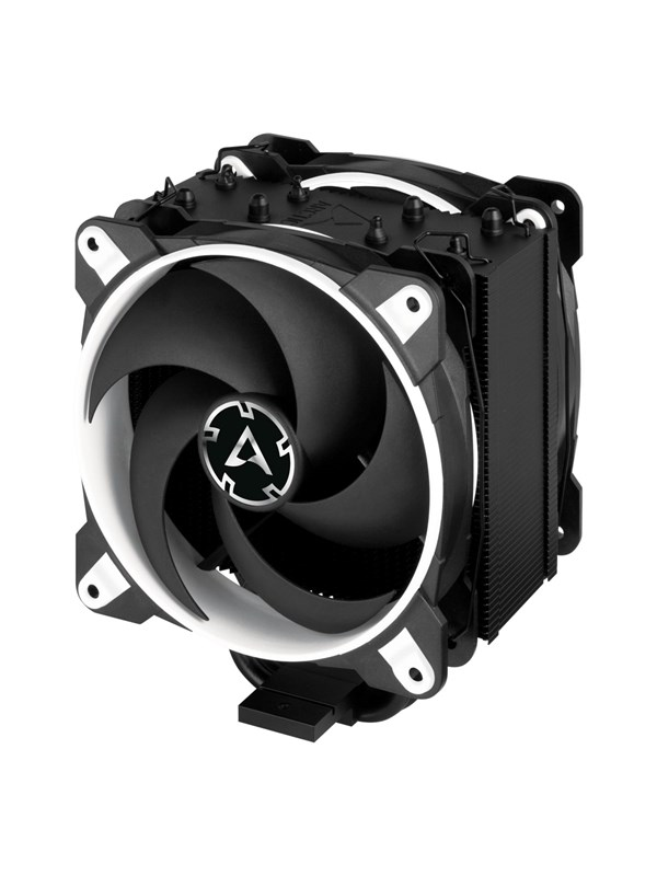 Image of   Arctic Freezer 34 eSports DUO - White/Black CPU Køler - Luftkøler - Max 25 dBA