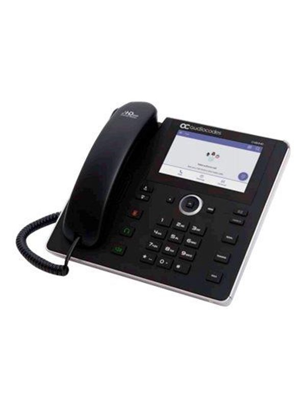 Image of   AudioCodes C450HD IP Phone - VoIP phone