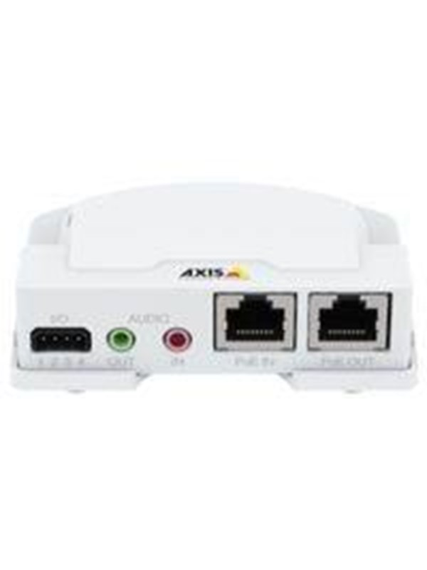 Image of   Axis T6101 Audio and I/O Interface