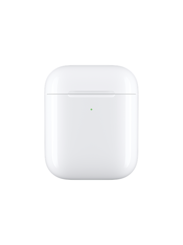 Image of   Apple Wireless Charging Case For AirPods - Hvid