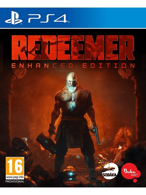 Redeemer: Enhanced Edition - Sony PlayStation 4 - Action/Adventure
