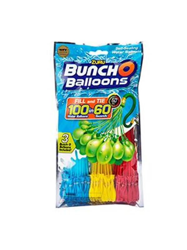 Image of   Bunch O Ballons Bunch O Balloons - 3-pack MIX