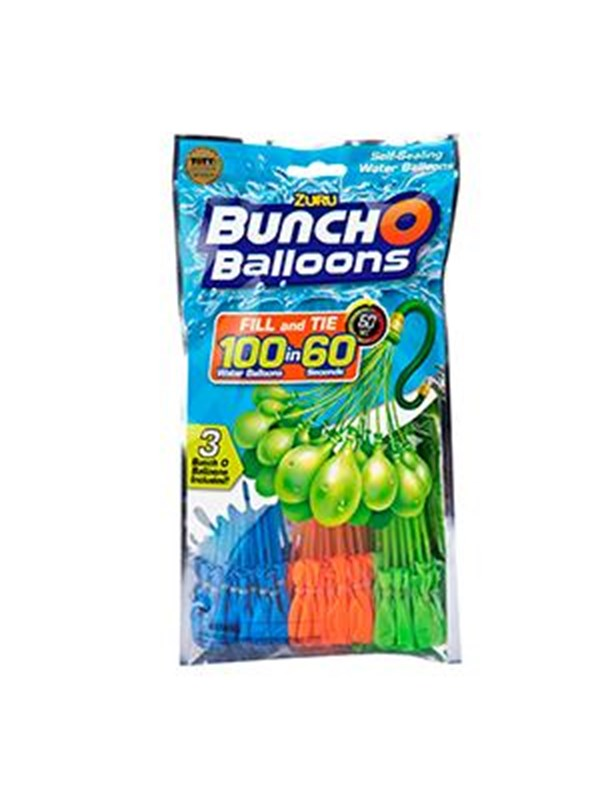 Image of   Bunch O Ballons Bunch O Balloons - 3-pack BOY