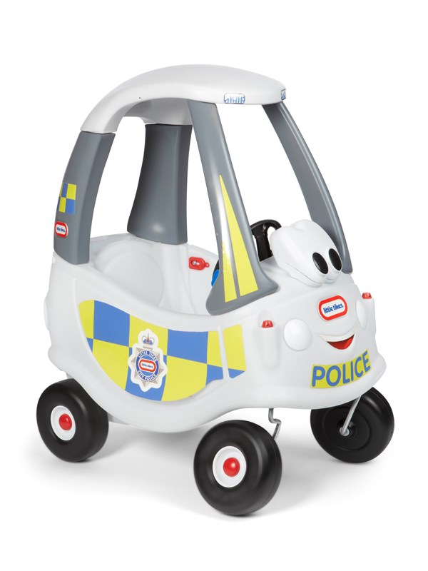 Image of   Little Tikes Police Response Cozy Coupe
