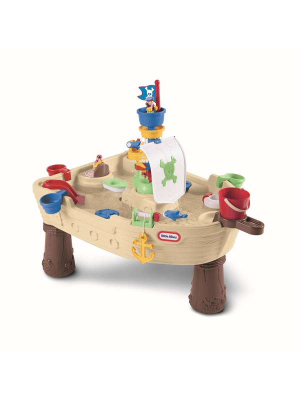 Image of   Little Tikes Anchors Away Pirate Ship