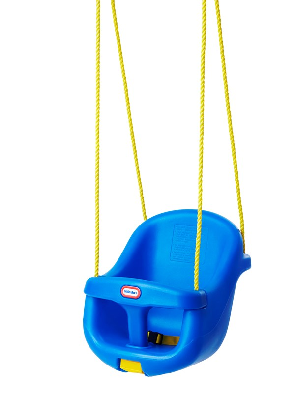 Image of   Little Tikes High Back Toddler Swing