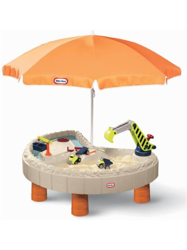 Image of   Little Tikes Builder's Bay Sand & Water Table