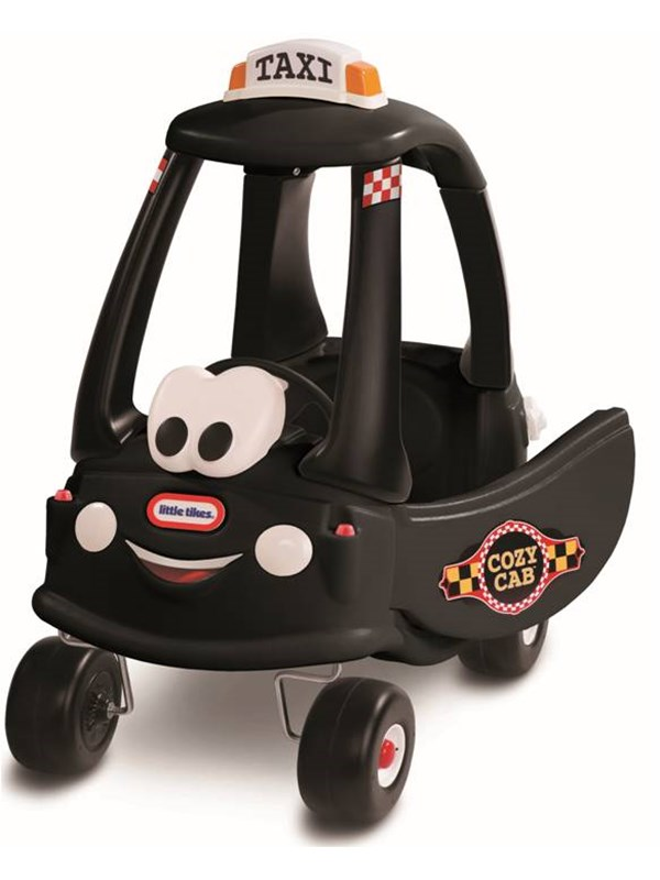 Image of   Little Tikes Cozy Coupe Black Cab