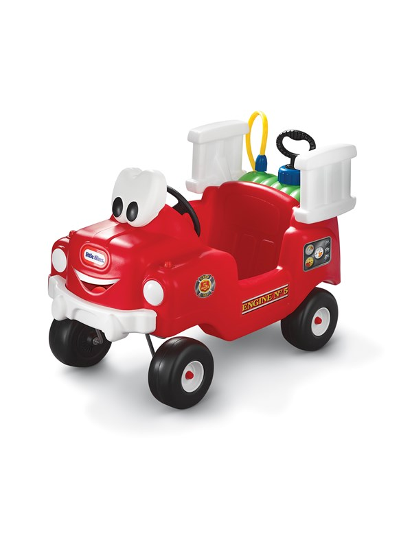 Image of   Little Tikes Spray & Rescue Fire Truck