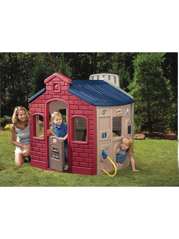 Image of   Little Tikes Town - Endless Adventures Playhouse