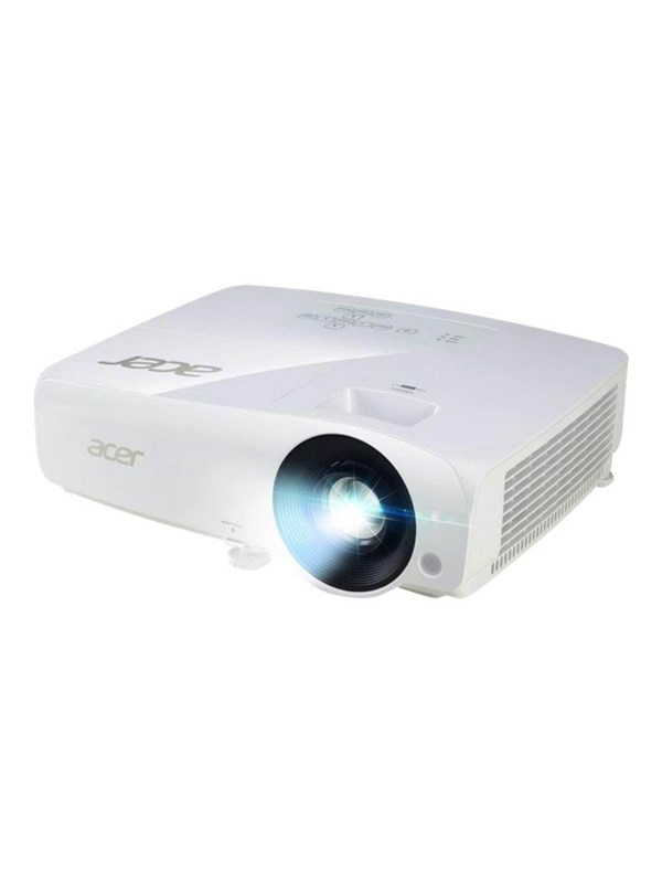 Image of   Acer Projektor X1325Wi - DLP projector - portable - 3D - LAN - 1280 x 800 - 3600 ANSI lumens