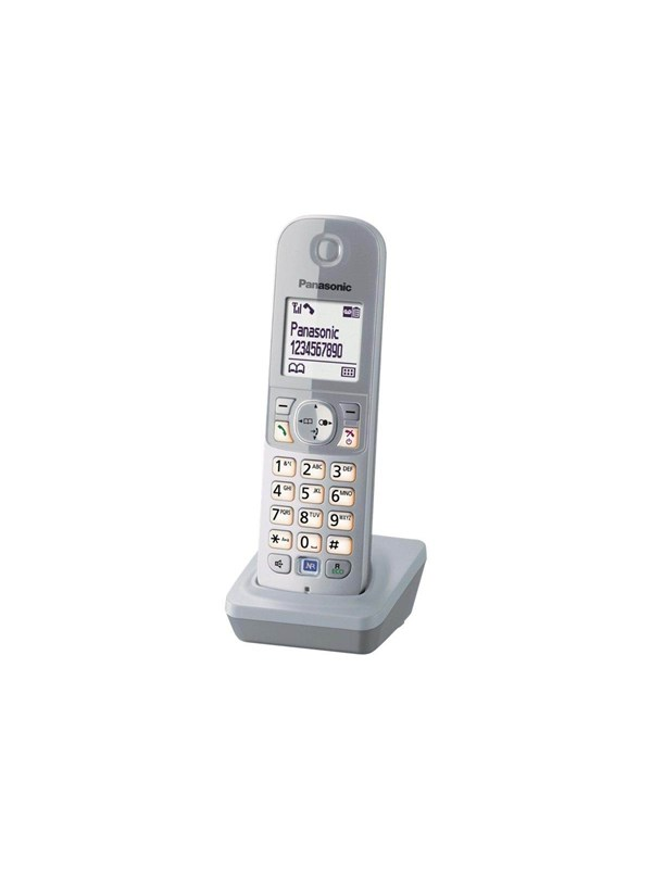 Image of   Panasonic KX-TGA681 - cordless extension handset with caller ID