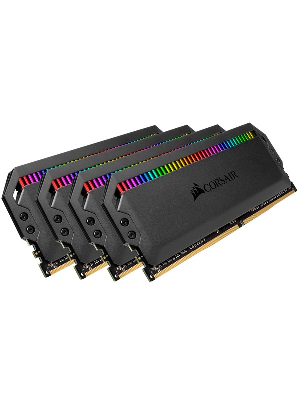 Image of   Corsair Dominator Platinum RGB DDR4-3200 C16 QC - 64GB