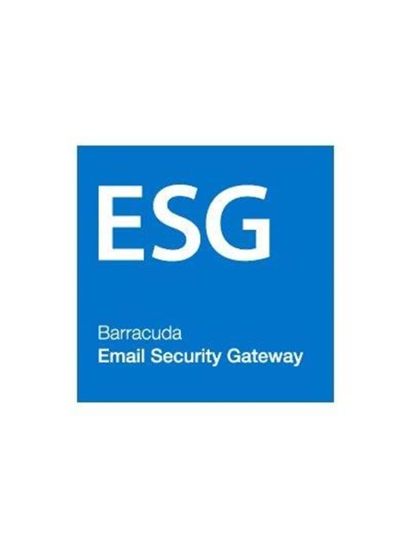 Image of   Barracuda Networks Barracuda Email Security Gateway 100 -