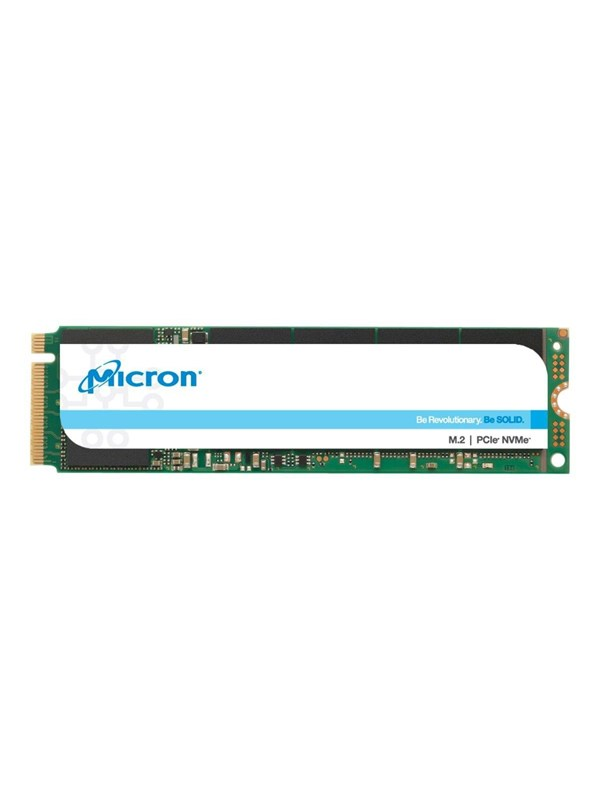 Image of   Crucial Micron 2200 512 GB M.2 2280 PCI Express 3.0 x4