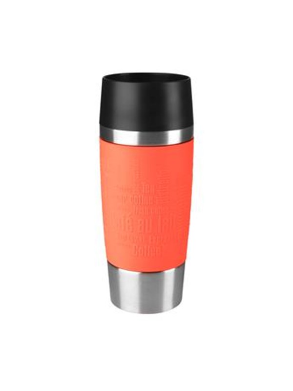 Image of   Tefal Travel Mug Red Peach 360 ml
