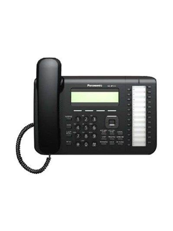 Image of   Panasonic KX-NT543-B - VoIP phone