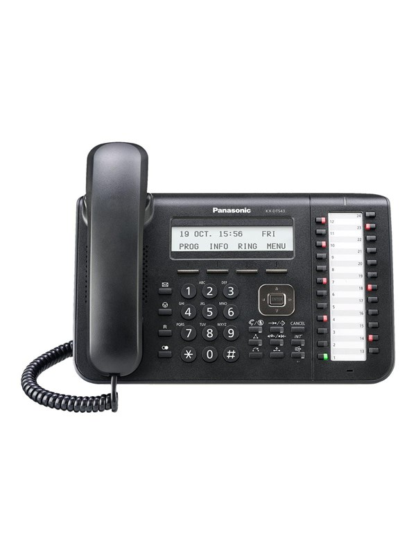 Image of   Panasonic KX-DT543 - digital phone