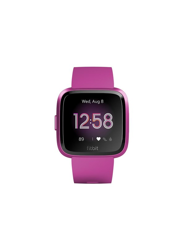 Image of   Fitbit Versa Lite Edition - one size - mulberry
