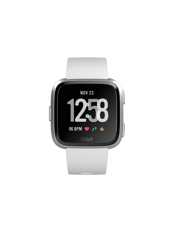 Image of   Fitbit Versa Lite Edition - one size - white/silver