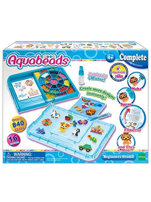 Image of   Aquabeads Beginners Studio