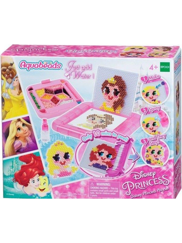 Image of   Aquabeads Disney Princess Playset