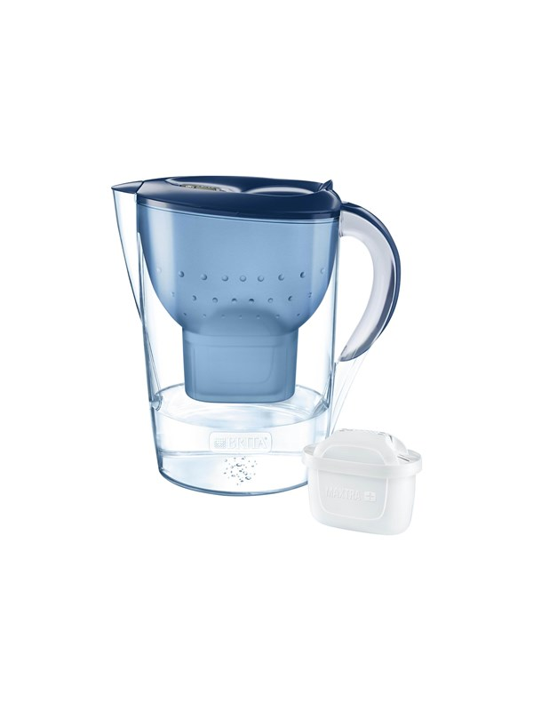Image of   Brita Fill&Enjoy Marella XL - water filter jug - blue - 3.5 L