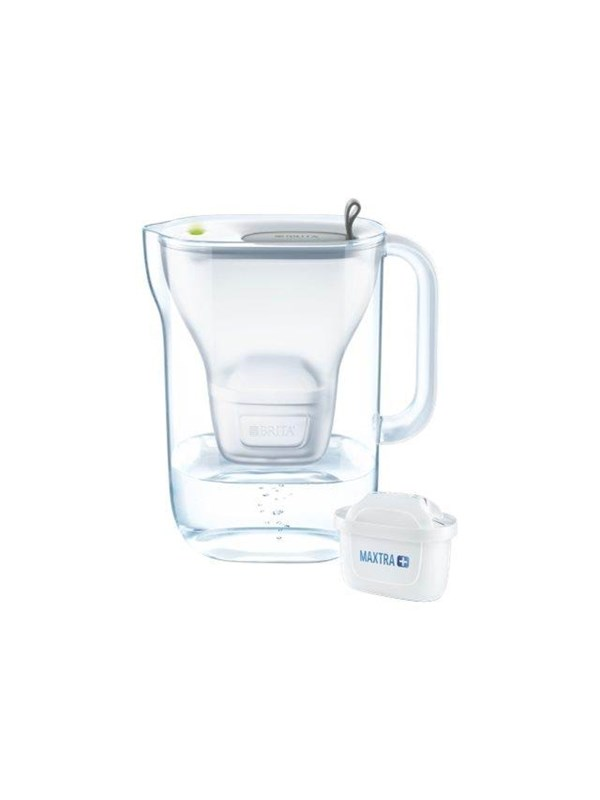 Image of   Brita Fill&Enjoy Style - water filter jug - grey - 2.4 L