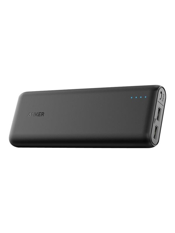 Image of   Anker PowerCore 20100 Powerbank - Sort -