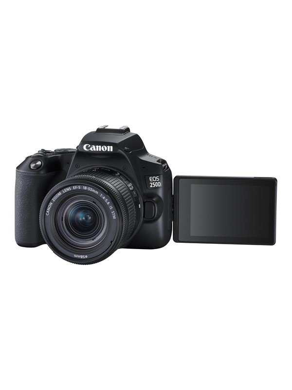 Image of   Canon EOS 250D 18-55mm IS STM - Black